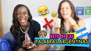 RETO de las PALABRAS ARGENTINAS   ASÍ HABLAN LOS ARGENTINOS   @KatherineBoyceJ