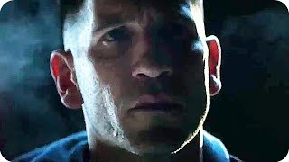 MARVELS THE PUNISHER Trailer SEASON 1 (2017) New Netflix Series