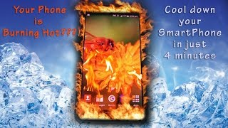 Phone is burning Hot? Fix overheat issue