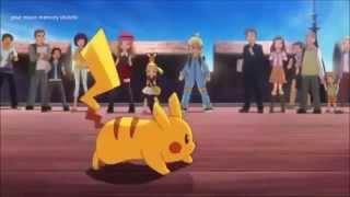 Pokémon De Film 17- Diancie En De Cocon Der Vernietiging Volledige Versie Van XY Opening Song