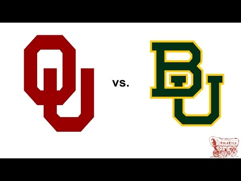Oklahoma Highlights vs Baylor 11 12 16