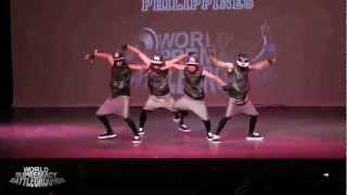 BOYZ UNLIMITED (Philippines) | WORLD SUPREMACY BATTLEGROUNDS 2011 | PHILIPPINES | MASPRESENTS.COM