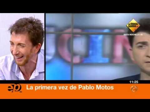 EP El antes y el después de Pablo Motos