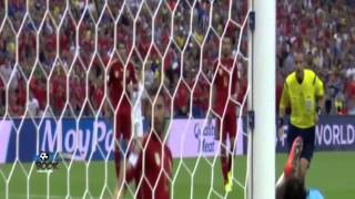 Spain vs Chile 2 0 Full Match ~ LIVE Fifa World Cup 2014
