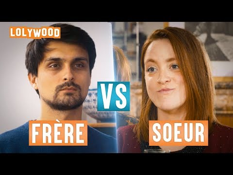 Lolywood - Frère VS Soeur