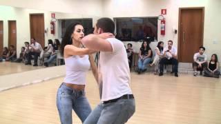 Bruno e Rubia, dançando sertanejo encerramento do intensivo 29/01/2012