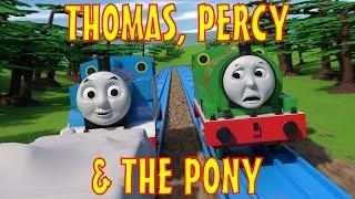 TOMICA Thomas & Friends Short 46: Thomas, Percy & the Pony