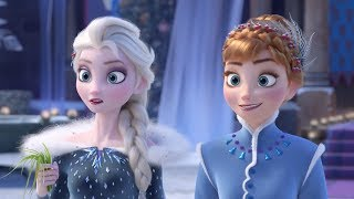 Frozen - Olaf's Frozen Adventure | official trailer (2017)