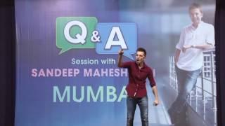 Sandeep Maheshwari's MUMBAI Q&A Session (in Hindi)