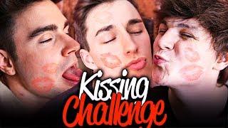 KISSING CHALLENGE ze Stuu i Dubielem