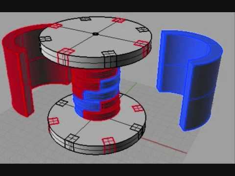 Free Energy Magnet Motor