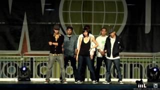 World of Dance 2010 Pomona - Movement Lifestyle ( HD )