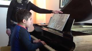 Victor Jammal plays Piano Man by Billy Joel