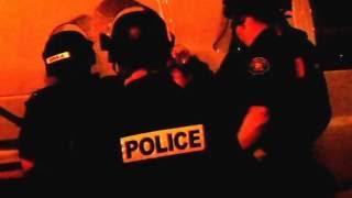 Portland Protest 11-11-2016 Riot