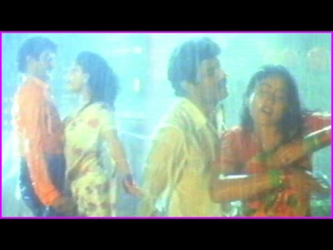 Xxx Mp4 Balakrishna And Vijayashanthi Video Song Rowdy Inspector Telugu Movie Rain Song 3gp Sex