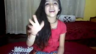 Funny Song    kids talent    Miss Shagun    For Girls