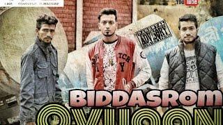 Biddasrom | Ovijaan | Bangla rap song | new track |