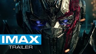 Transformers: The Last Knight IMAX® Trailer #2