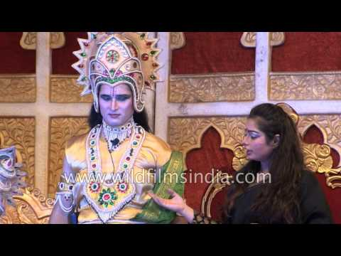 Xxx Mp4 Ram Lakshman And Sita Leave Ayodhya For Vanvas RamLila Day 5 Part 2 2016 3gp Sex