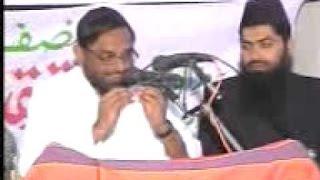 Yazeed ki Gustakhi Sayyida Fatima bint E Hussain Ki Shan Me Expose By Farooque Khan Razvi Sahab