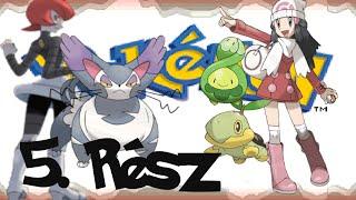 [Pokémon Platinum] Végigjátszás 5. rész : Túszmentés