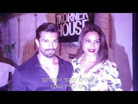 Xxx Mp4 WatchBipasha Basu Karan Singh Grover In A Condom Ad 3gp Sex