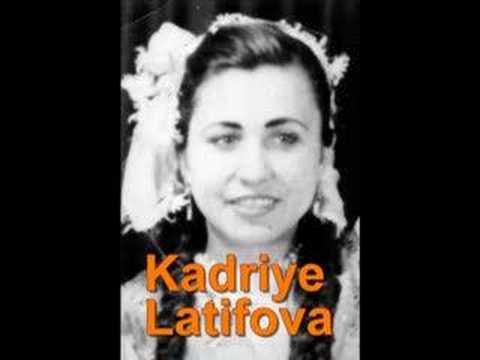 Kadriye Latifova aman anam garibem