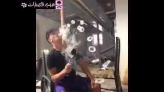 That's what i call style of hukka bar Reall must watch one time