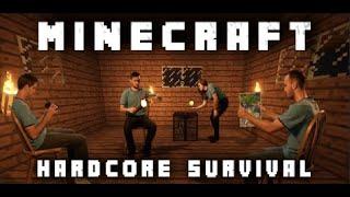Minecraft - Hardcore Survival (Live Action Short Film)