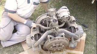 Motor Citroen 3CV M 28/1 - AK Furgoneta - Restauración 1/?