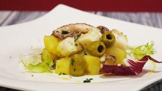 Polpo con Patate - Ricetta.it
