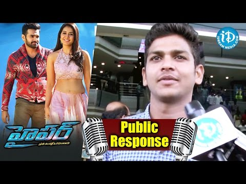 Hyper Movie Public Response / Review