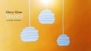 Asian Paints Royale Play Glory Glow Wall Design
