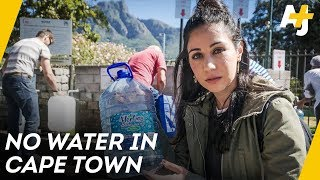 Cape Town is running out of water | AJ+