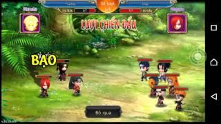 Naruto 3d(test sức mạnh)