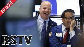 Dow Sube 450 puntos, la Octava Semana Consecutiva de Subidas.