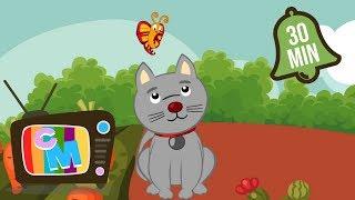 Colaj cantece gradinita - Clopotelul Magic - cantece pentru copii