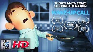 "**Award Winning** CGI 3D Animated Short  Film: ""Wake-Up Call""  - by Luke Angus Animation"