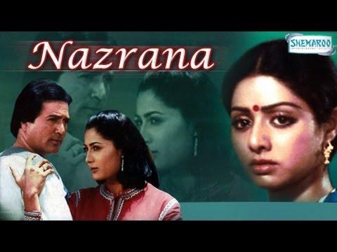 Xxx Mp4 Nazrana 1987 Rajesh Khanna Smita Patil Sridevi Full Movie In 15 Mins 3gp Sex