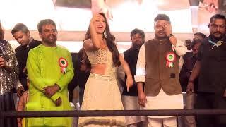 Akhil Vanaz Corner Dahihandi 2018 Celebrate Noora Fatehi