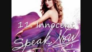 Speak Now (Album Preview) - Taylor Swift