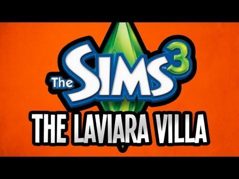 Sims 3 Laviara Villa