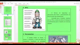 Curso sobre o Manual prático do Mestre de Obras 1 Apresentação, contratos, ferramentas