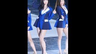 161001 티아라(T-ARA) 은정 - 완전 미쳤네 (So Crazy) 직캠(Fancam) @부산원아시아페스티벌 by bong