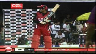 CCL 2 Telugu Warriors Vs Bengal Tigers ING-2 OVR-12