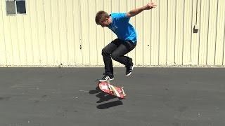 HOW TO CENTER TRE FLIPS THE EASIEST WAY TUTORIAL