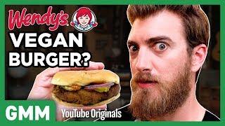 Vegan Fast Food Hacks Taste Test