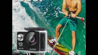 AKASO Action Camera 1080P HD WiFi 12MP Waterproof Sports Camcorder