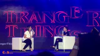 APCC2016 | Millie Bobby Brown Panel - Stranger Things' Eleven