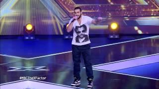 MBC The X Factor -ندجيم معطى الله- المرحلة الثانية